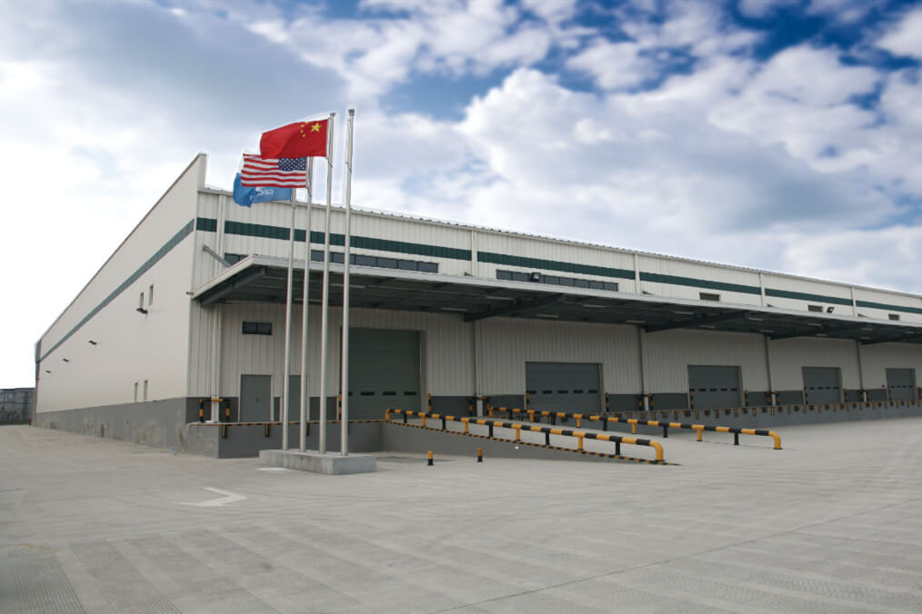 安博(成都)仓储有限公司