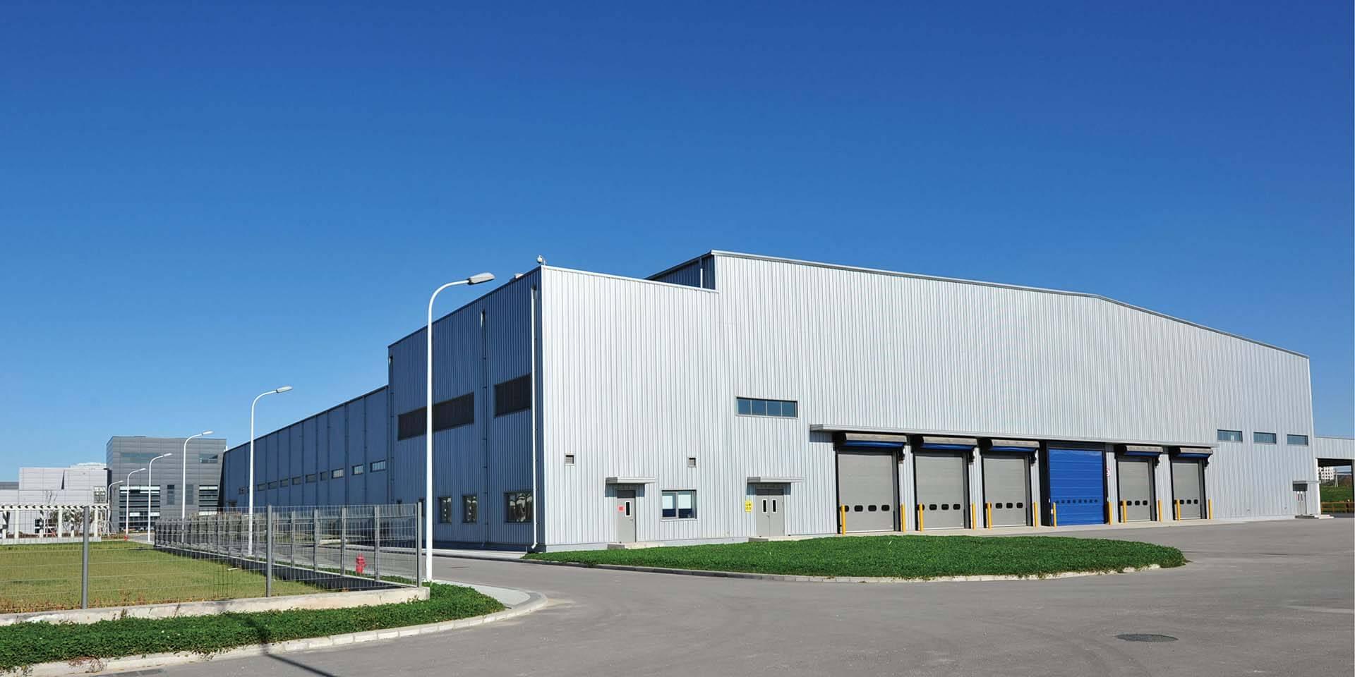 卡特彼勒有限公司大型发动机和发电机组制造工厂