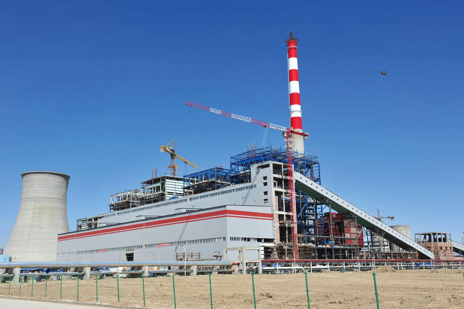 梅花氨基酸有限责任公司钢结构工程